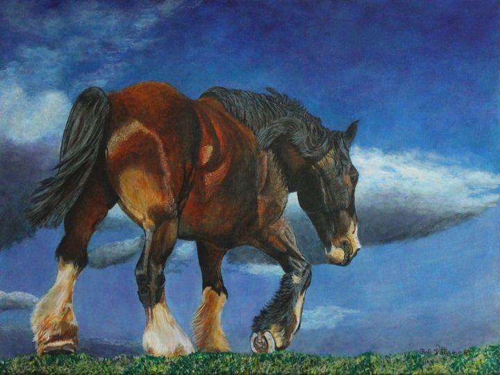 Going Home - Bob Williams Fine Art