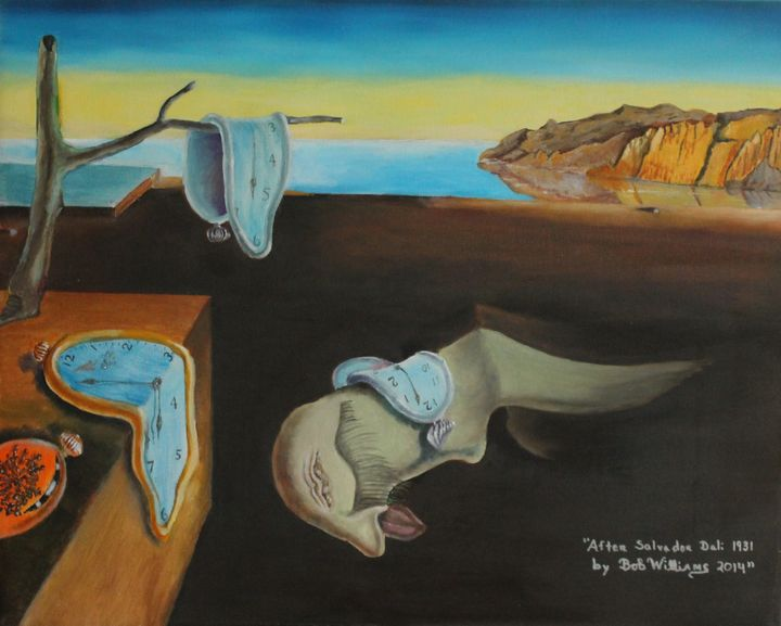 Persistence of Memory - Bob Williams Fine Art