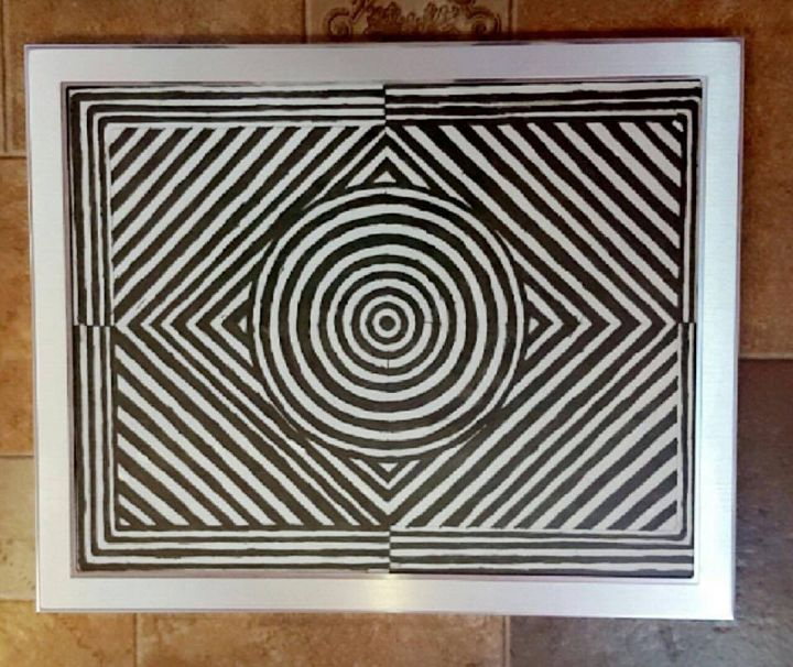 Optical illusion - Taha Alhashim