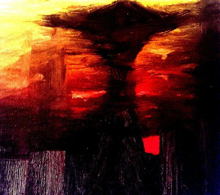 Nuclear Wind - D.C. Burzo