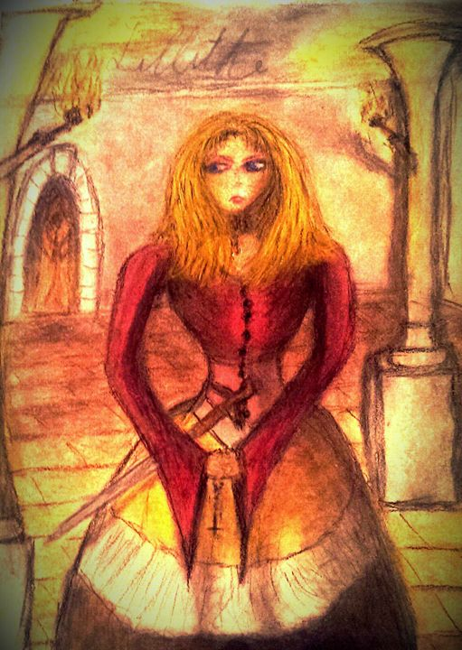 Lilith - D.C. Burzo