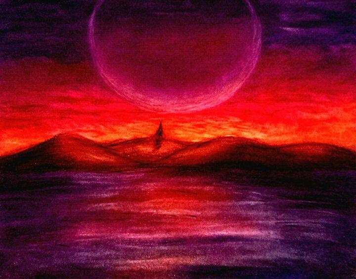 Dream v1: Twilight to Dawn - D.C. Burzo