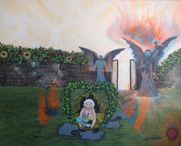 Redemption. By Zoe Adams. - Zoe Adams Artwork