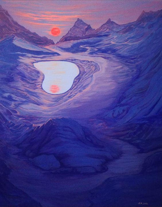 Memory. - Zoe Adams Artwork