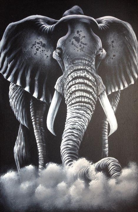 Dusty wild - Art Uganda