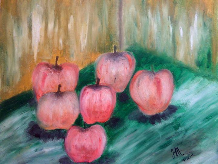 Manzanas Podridas - Jawadian Art