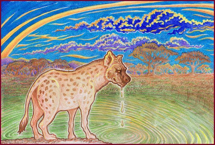 Hyena time - Kunstcamera