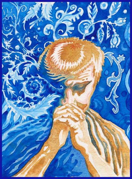 Prayer 4 - Kunstcamera