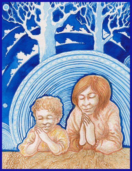 Prayer 5 - Kunstcamera