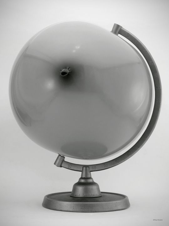 Fragile Planet - Paul Shukin