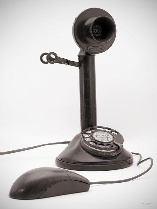 click...click...Hello? click...click - Paul Shukin