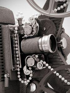 The Glory Days of Cinema - Paul Shukin