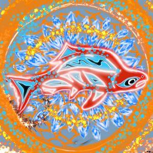 Sparkling Salmon