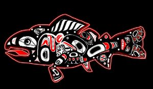Salmon Spawn