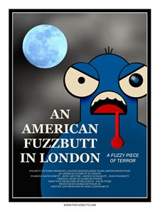 An American Fuzzbutt in London