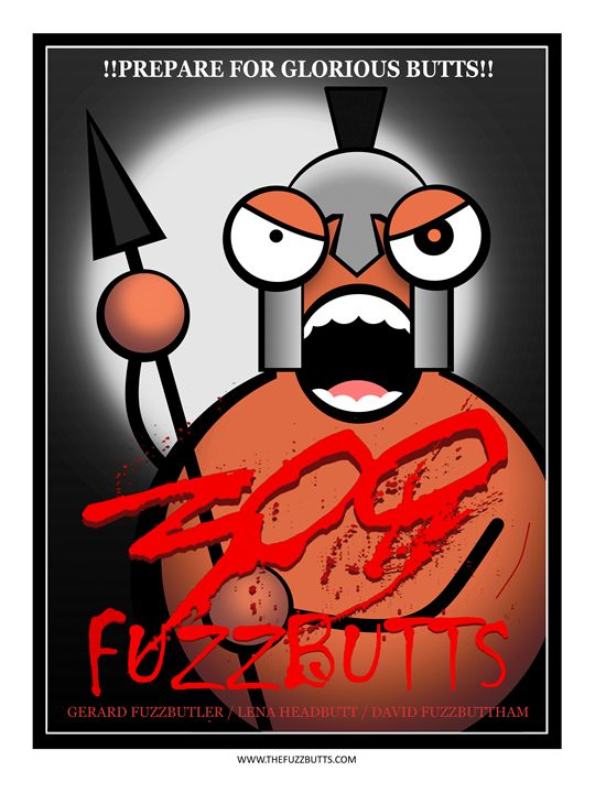 300 Fuzzbutts - The Fuzzbutts