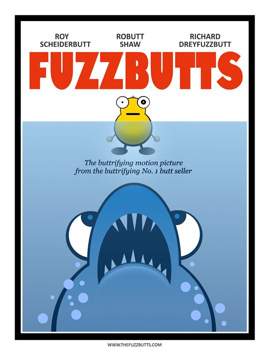 Fuzzbutts (Jaws) - The Fuzzbutts