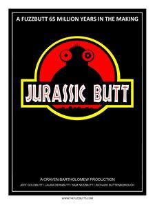 Jurassic Butt