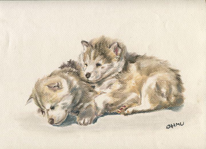 Husky & Huskie - OHMU Gallery