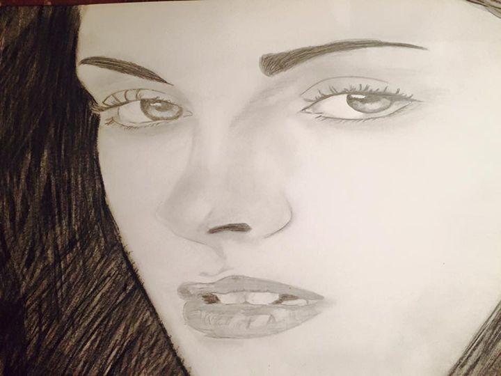 Kristin Stewart - The Black & White gallery