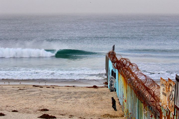 """""""No Trespassing"""" - Border Collection by JC Monje"""