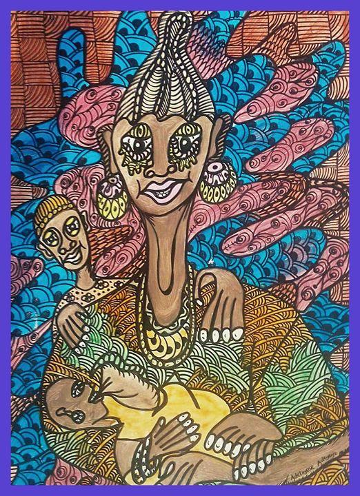 Mother Cares - Adetoyese Adeyeye