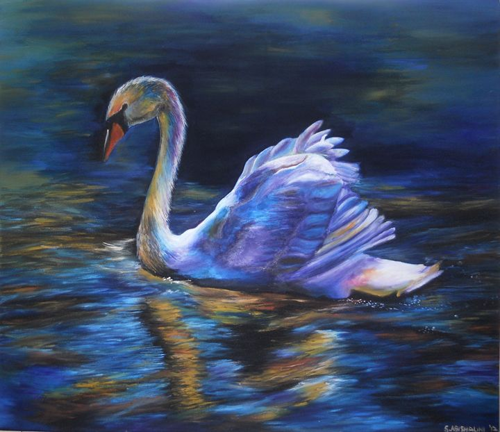Serene Swan - S.Abishalini