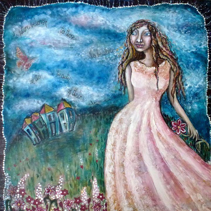 Those who believe - Cheryle Bannon