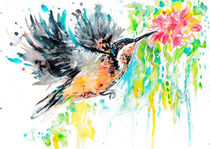 Spring Joy - Cheryle Bannon