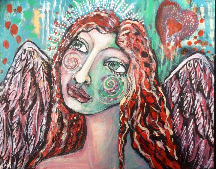 Spiral Angel - Cheryle Bannon