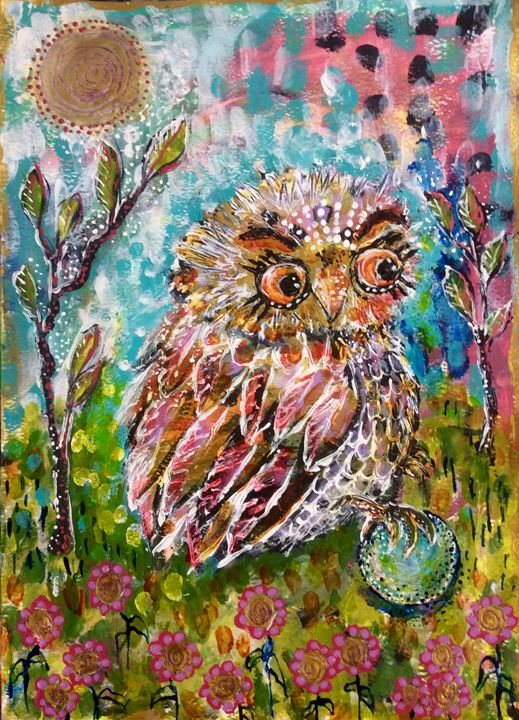 Owlete - Cheryle Bannon