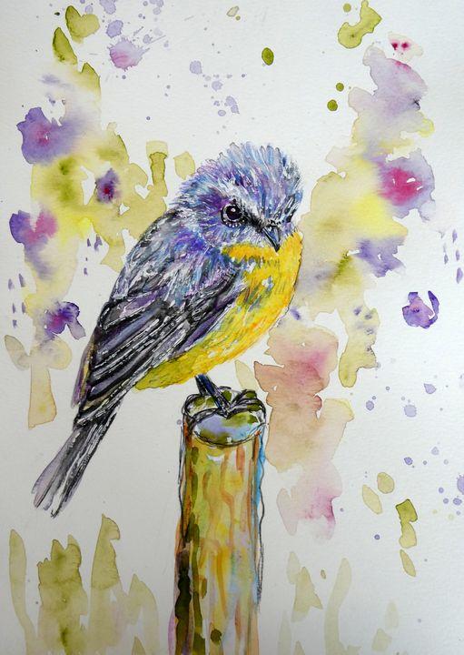 Garden Light - Cheryle Bannon
