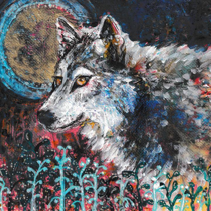 Night Garden - Cheryle Bannon