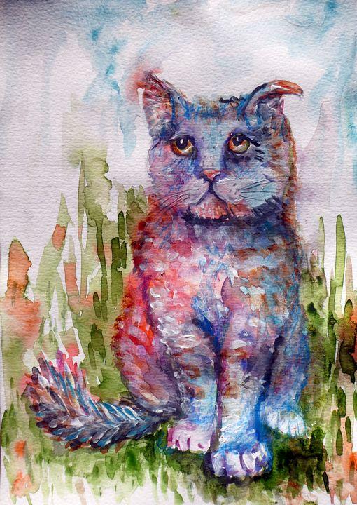 Soft Kitty - Cheryle Bannon