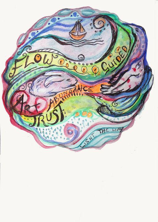 Flow Dreaming - Cheryle Bannon