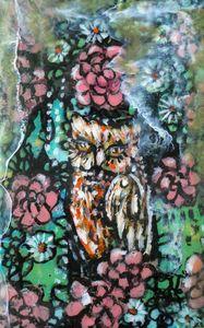A Garden Blooms - Cheryle Bannon