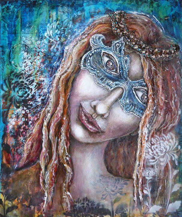 Beneath the layers - Cheryle Bannon