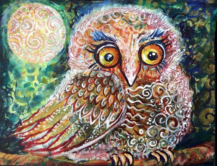 Bright Eyes - Cheryle Bannon