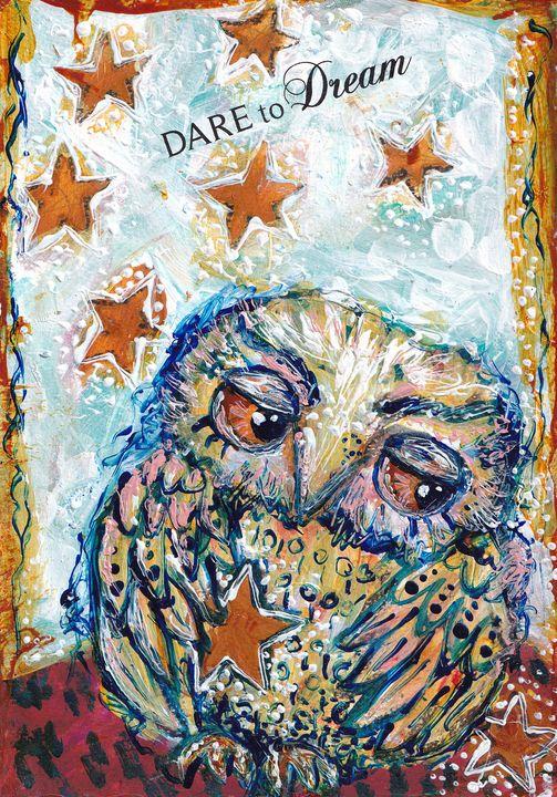 Dare to Dream - Cheryle Bannon