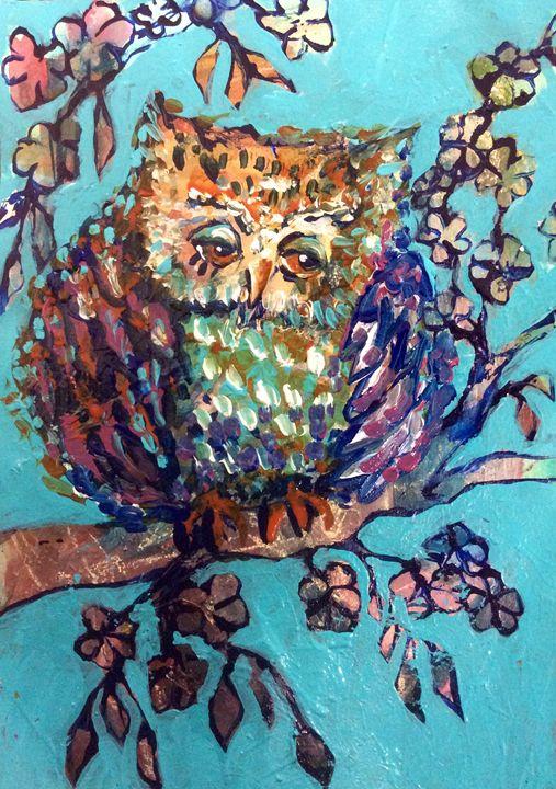 Turquoise Dreams - Cheryle Bannon