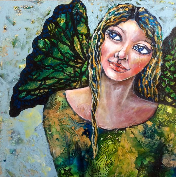 Find your wings - Cheryle Bannon