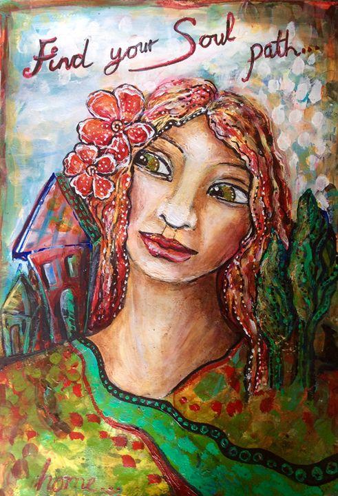 Soul path - Cheryle Bannon