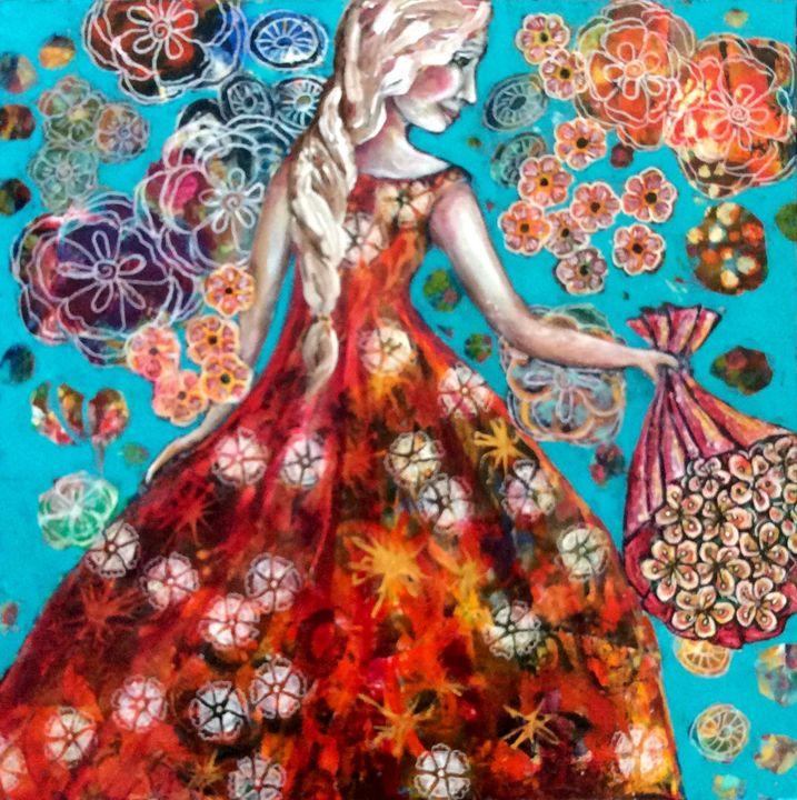 The Garden of Dreams - Cheryle Bannon