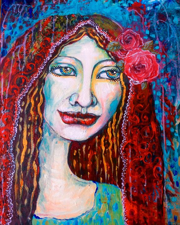 The red veil - Cheryle Bannon