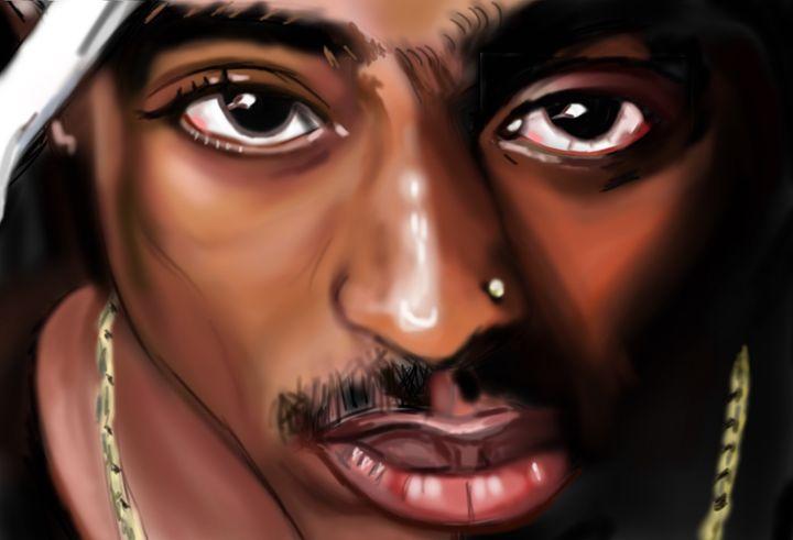 Tupac - Phil Priestley