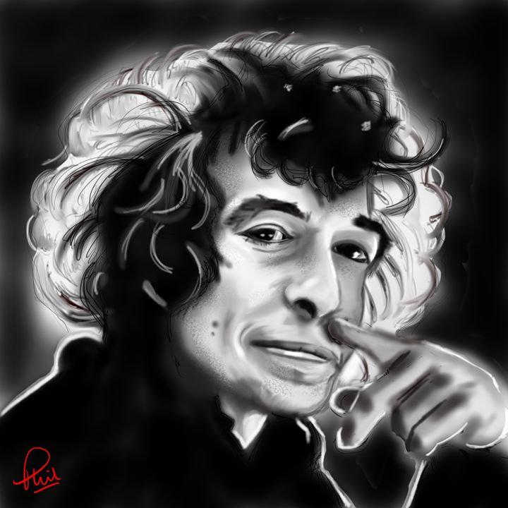Bob Dylan - Phil Priestley