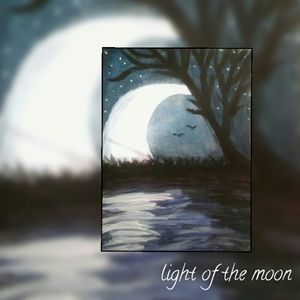 Light of the moon