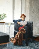 Painting 80 x 100 cm