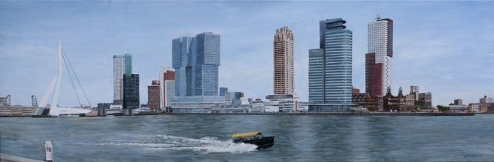 Rotterdam Kop van Zuid - W. Arendsz