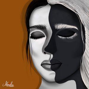 Yin to my yang - Artgasmic art